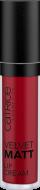 Кремовая губная помада CATRICE Velvet Matt Lip Cream 060 REDvolution красный: фото