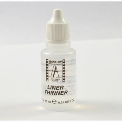Средство для разбавления гелевых перманентных текстур Make-Up Atelier Paris LT15 Liner thinner 15 мл: фото