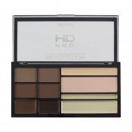 Палетка для бровей Makeup Revolution HD Pro Brows: фото