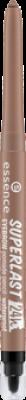 Карандаш для бровей Superlast 24h eye brow pomade pencil waterproof Essence 10 светло-коричневый: фото