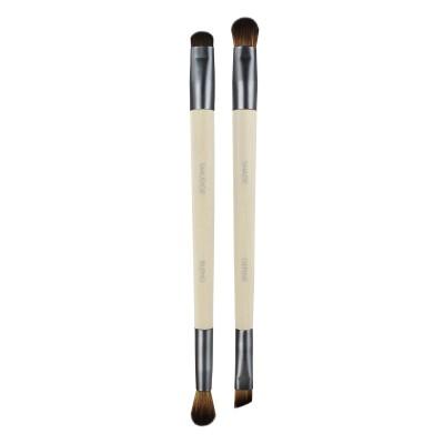 Набор из двух кистей для макияжа глаз Eye Enhancing Duo Set EcoTools: фото