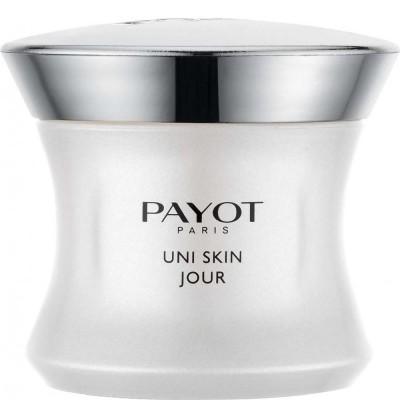 Выравнивающий совершенствующий крем Payot Uni Skin 50 мл: фото