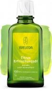 Цитрусовое освежающее масло WELEDA 100 мл: фото