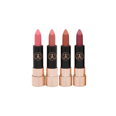 Набор матовых мини-помад Anastasia Beverly Hills MATTE LIPSTICK - 4 PC SET MINI NUDES: фото