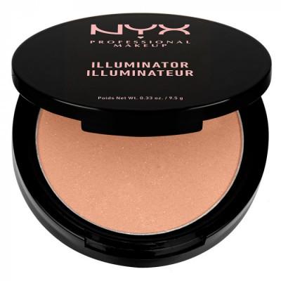 Бронзер NYX Professional Makeup Illuminator - NARCISSISTIC 01: фото