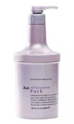 Антивозрастная маска для лечения волос JPS Zab all that treatment pack 1000 мл: фото