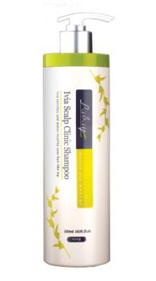 Шампунь с экстрактом плюща JPS Labay ivia scalp clinic shampoo 500 мл: фото