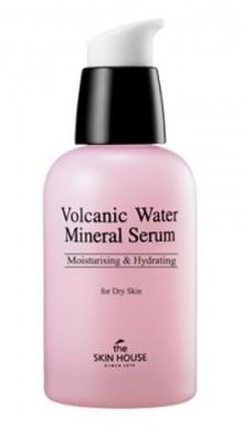 Сыворотка с минеральной вулканической водой THE SKIN HOUSE Volcanic water mineral serum 50 мл: фото