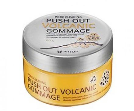 Гоммаж с вулканическим пеплом MIZON Push Out Volcanic Gommage 60г: фото