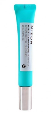 Гель разогревающий для глубокой очистки пор MIZON Black Clean Up Pore Heating Gel: фото