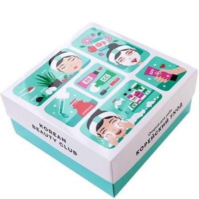 """Коробка мал. It's Skin """"Корейский уход"""" с продуктами: фото"""