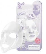 Маска тканевая с молочными протеинами ELIZAVECCA Milk deep power ringer mask pack 23 мл: фото