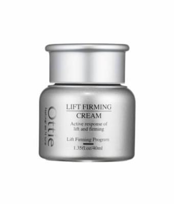 Укрепляющий крем с эффектом лифтинга OTTIE Lift Firming Cream 40мл: фото