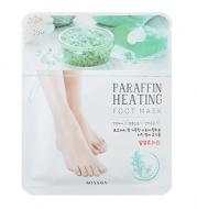 Парафиновая маска для ног MISSHA Paraffin Heating Foot Mask: фото