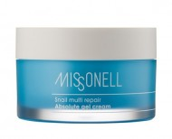 Многофункциональный гель-крем с экстрактом улитки MISSONELL Snail multi repair absolute gel cream 50г: фото