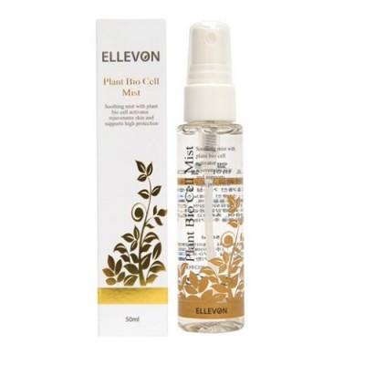 Спрей-мист для лица ELLEVON Plant Bio Cell Mist 50 мл: фото