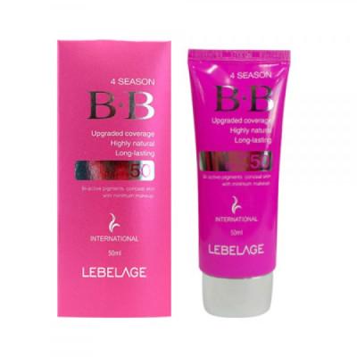 Всесезонный ВВ-крем LEBELAGE 4Season BB Cream SPF 50/PA+++: фото