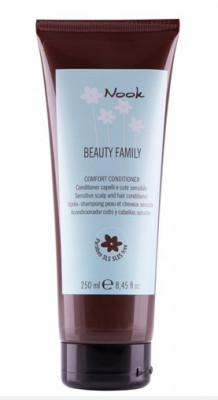 Кондиционер для нормальных волос NOOK Beauty Family Comfort Conditioner Ph5,0 250мл: фото