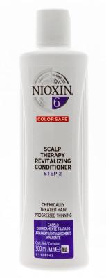 Кондиционер увлажняющий Nioxin System6 300мл: фото