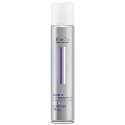 Лак для волос экстрасильной фиксации Londa Professional Styling LOCK IT 300мл: фото