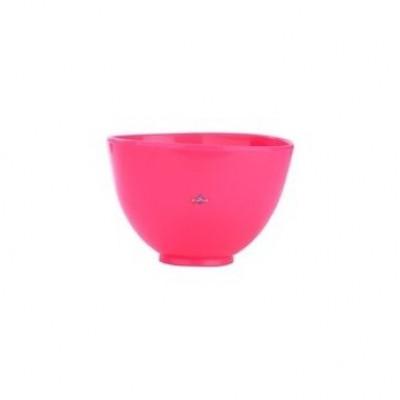 Чаша для размешивания маски Anskin Rubber Bowl Middle Red 500сс: фото