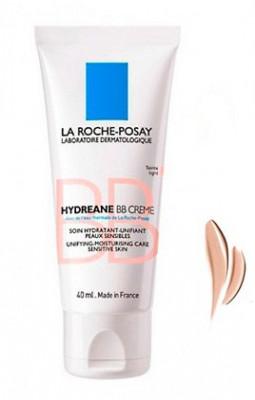 ВВ крем светлый тон SPF20 La Roche-Posay Hydreane 40мл: фото