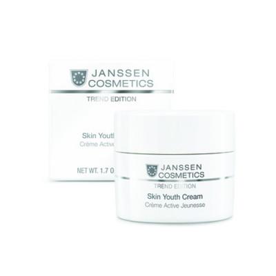 Крем ревитализирующий Janssen Cosmetics Skin Youth Cream 50мл: фото
