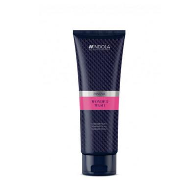 Шампунь многофункциональный Indola Wonder Wash Shampoo 250 мл: фото