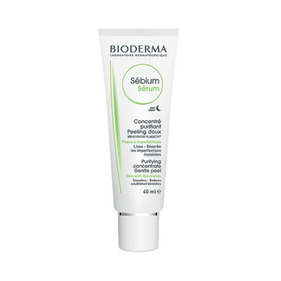 Сыворотка для склонной к высыпаниям кожи Bioderma Sebium 40 мл: фото