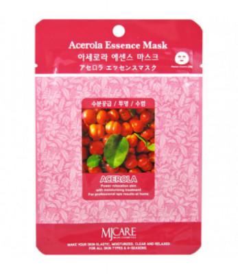 Маска тканевая ацерола Mijin Acerola Essence Mask 23гр: фото