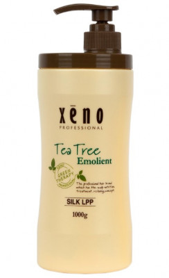 Комплекс для волос восстанавливающий XENO TEA TREE EMOLLIENT COOL 1000 мл: фото