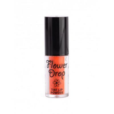Тинт-пудра для губ SECRET KEY Flower Drop Tint Lip Powder_02 Orange 2гр: фото