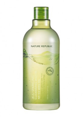 Вода очищающая NATURE REPUBLIC JEJU SPARKLING CLEANSING WATER 510мл: фото