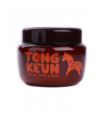 Маска питательная с лошадиным жиром Baviphat Urban Dollkiss Tongkeun Golden Horse Oil Pack 300мл: фото