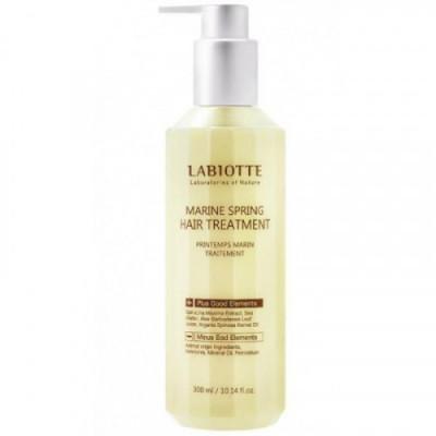 Бальзам для волос Labiotte MARINE SPRING TREATMENT 300мл: фото