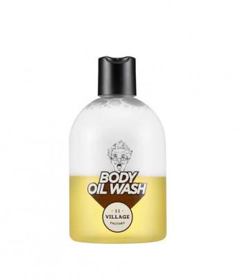 Гель-масло для душа двухфазный с арганой VILLAGE 11 FACTORY Relax Day Body Oil Wash 300мл: фото