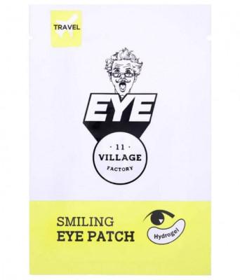 Патчи для глаз с ледниковой водой VILLAGE 11 FACTORY Smilling Eye Patch: фото