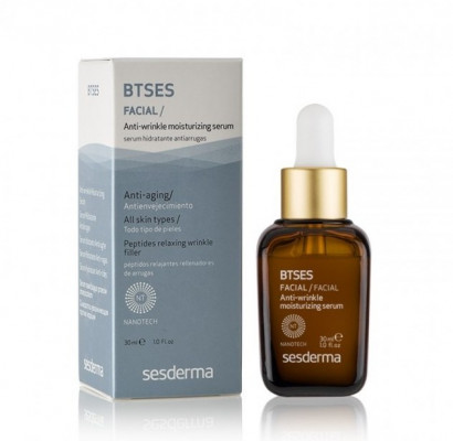 Сыворотка увлажняющая против морщин Sesderma BTSeS Facial Anti-wrinkle Moisturizing Serum 30мл: фото