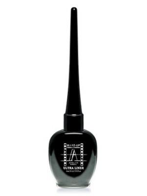 Подводка для глаз жидкая перманентная водостойкая Make-Up Atelier Paris ELNWM черный матовый, 6 мл: фото