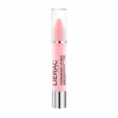 Бальзам для губ с эффектом розового блеска Lierac Hydragenist 3г: фото