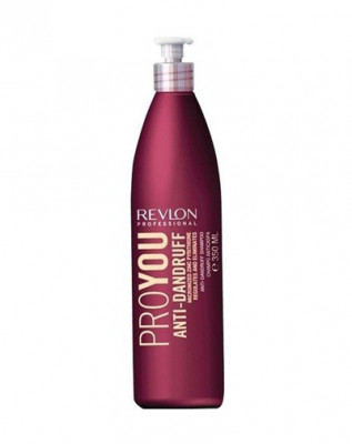 Шампунь против перхоти Revlon Professional Pro You ANTI-DANDRUFF SHAMPOO 350мл: фото