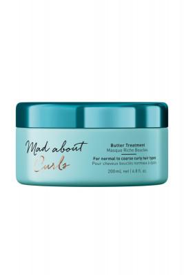 Маска для нормальных и жестких волос Schwarzkopf Professional Mad About Curls Butter Treatment 200 мл: фото