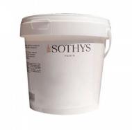 Альгинатная лифтинг-маска для тела с растительными протеинами и экстрактами водорослей Sothys: фото