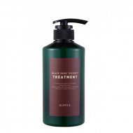 Бальзам для волос восстанавливающий EUNYUL BLACK SEED THERAPY TREATMENT 500 мл: фото