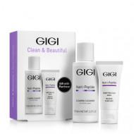 Подарочный набор GIGI Nutri-Peptide Clean&Beautiful: фото