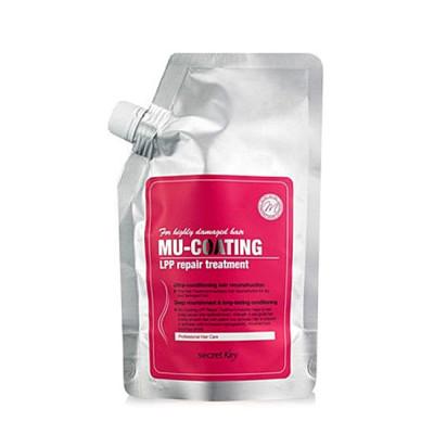Маска для поврежденных волос с эффектом ламинирования Secret Key Mu-Coating LPP Repair Treatment: фото
