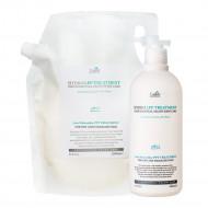 1+1 Маска для волос восстанавливающая La'dor Eco Hydro Lpp Treatment 1000 мл + 530 мл: фото