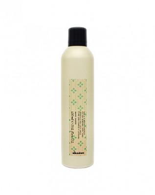 Лак средней фиксации для эластичного глянцевого стайлинга Davines More Inside Medium Hold Hair-spray 400мл: фото