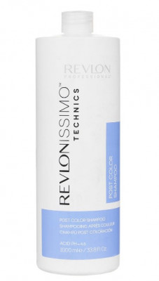 Шампунь после окрашивания Revlon Professional Revlonissimo Post Color Shampoo 1000мл: фото