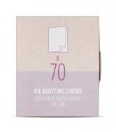 Салфетки матирующие The Face Shop Oil Blotting Linens 70 шт: фото